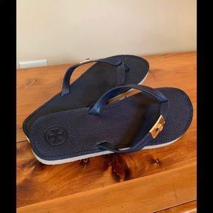 Tory Burch Flip Flops 👣☀️🏖🏝